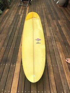 La Niña Classic Malibu Longboard Surfboard