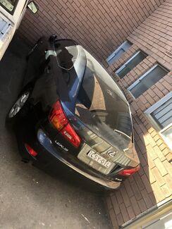 Wrecking 2007 Lexus is250 complete car North Parramatta Parramatta Area Preview