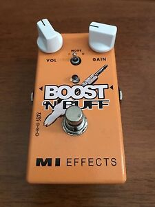 MI Audio Boost n Buff Mayfield West Newcastle Area Preview