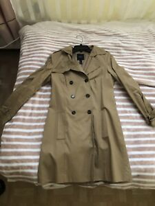 Forever21 long   trench coat (worn once only)