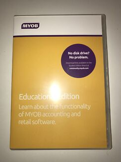 MYOB Educational Edition