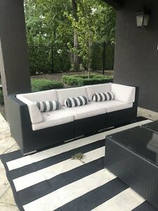 15 pieces of Outdoor seating!!