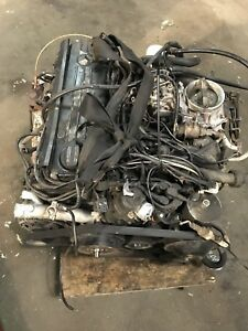 Moteur Mercedes Benz 190E 2.3 engine