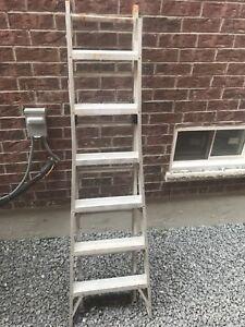 Step ladder 12  feet