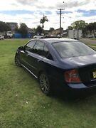 Subaru Liberty luxury 2005 long rego $4999 Berala Auburn Area Preview