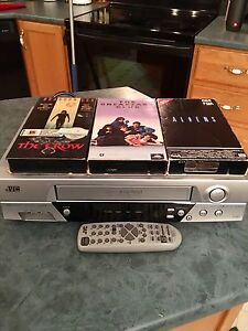 VCR & Movies