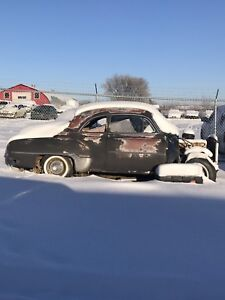 1952 chevy businessman's coupe