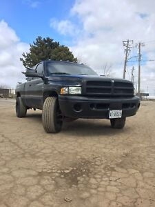 1998 dodge 2500 Cummins 2wd