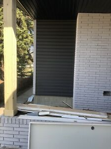Renovation and repair    siding contractor