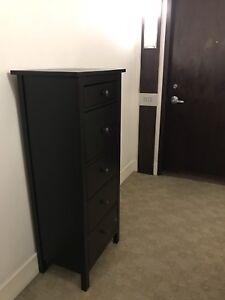 IKEA Hemnes 5 Drawer Dresser