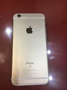 New condition iphone 6s plus 128 gb Canterbury Canterbury Area Preview