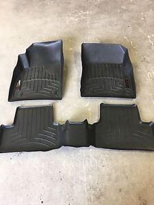 2011-2016 Chevy Cruze weather tech mats