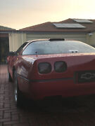 Chevrolet Corvette 1990 RHDrive coupe (no motor & gearbox) Shelley Canning Area Preview
