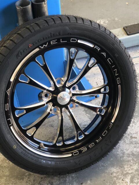 V Series Weld Wheels