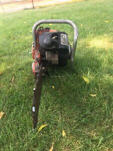 Antique Homelite Chainsaw Model 26 LCS