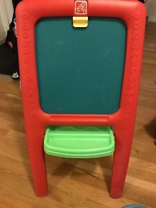 Step Two Easel $25