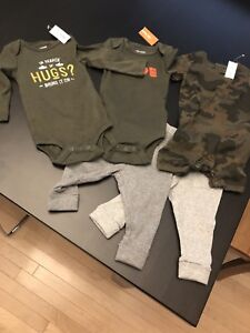 BNWT 3-6 month boys clothes