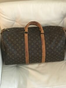 ***100% Authentic Louis Vuitton Keepall 50***