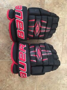 Bauer Nexus 800 Gloves 14