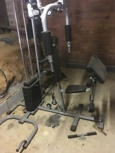Wanted: FREE home Gym