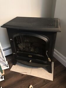 Air heater / fake fireplace