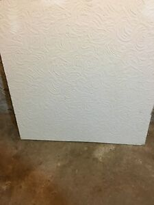 48 Used ceiling tiles