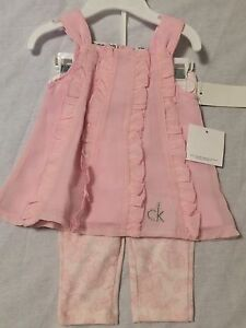 Brand new with tags Calvin Klein 2 piece