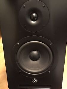 Two Ysm6 speakers for sale