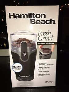 Coffee Grinder - BRAND NEW!