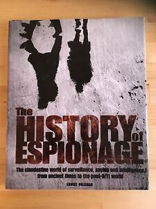 The History of Espionage de / by Ernest Volkman