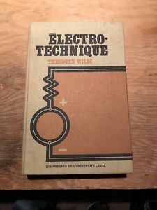 Electro-technique Théodore William