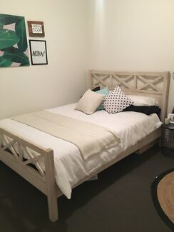 Queen Bed In Geelong Region VIC Beds Gumtree Australia Free - Bedroom furniture geelong