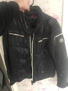 men's moncler bomber XL