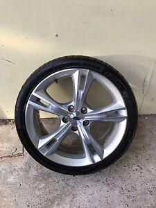 "Genuine FG FPV GTP 19"" Wheel & Dunlop Tyre Geelong Geelong City Preview"