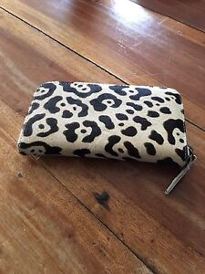 Cow hide clutch Purse Mudgeeraba Gold Coast South Preview