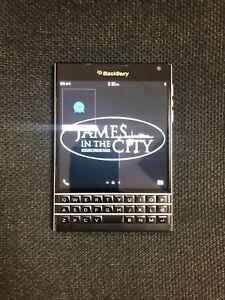 BlackBerry passport unlocked (mint)