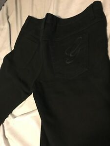 Authentic black Gucci jeans size 30-32