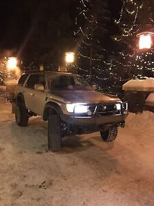 1999 turbo Toyota 4Runner