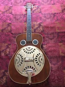 Alcivar Dobro-Resonator guitar