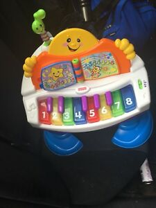 fisher price interactive baby grand piano