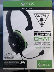 Turtle Beach Recon chat NEUF