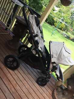 Baby Jogger city select double pram