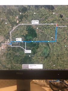 5 acres residential acreage