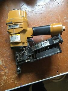 Bostich coil nailer (not a roofing nailer)