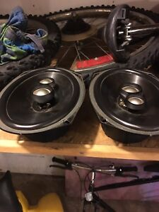 Fusion CP-FR6930 450 Watt Speakers