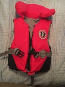 Infant (9-30lbs) Mustang Survival Life Jacket