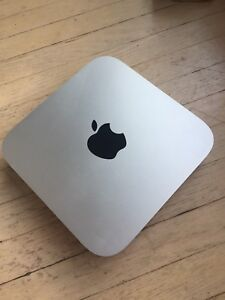 UPGRADED Mac Mini i5 8GB SSD