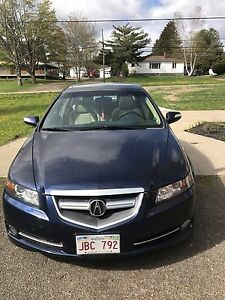 2008 Acura TL  loaded nav backup cam pack