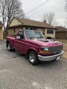 1992 Ford F-150 flare side