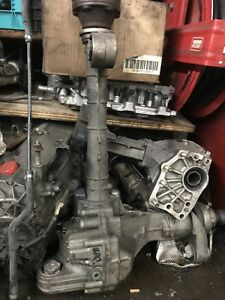 Porsche Cayenne turbo differential and transfer case